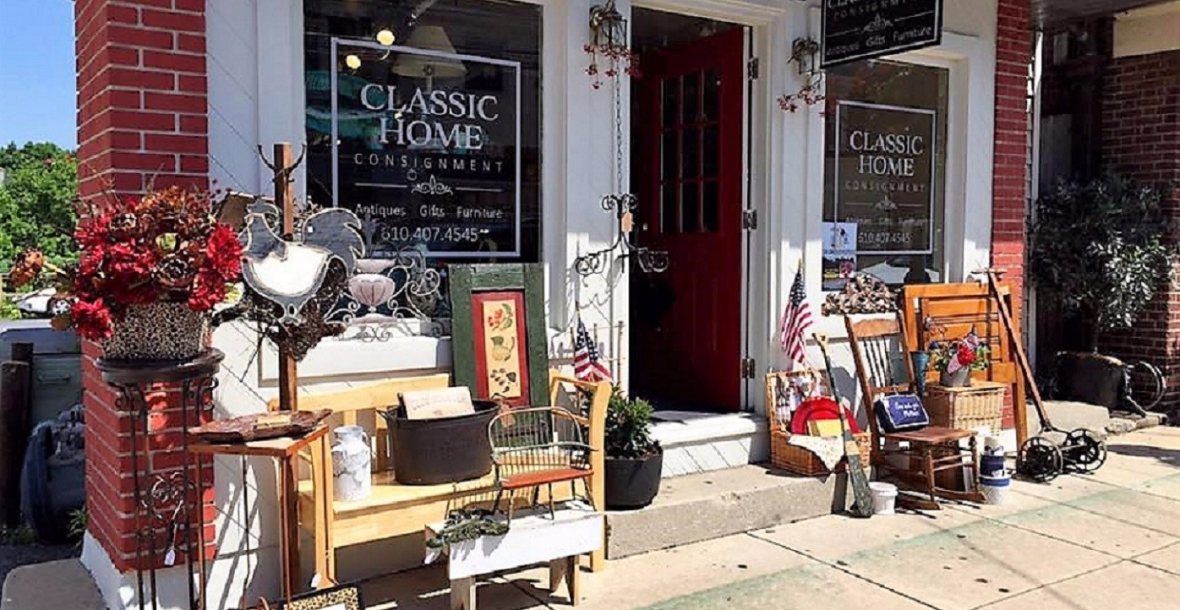 Welcome to Classic Home Consignment. Classic Home Consignment
